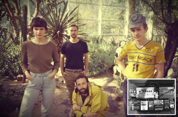 buck meek of big thief talks about his guitar pedals new york city. Black Bedroom Furniture Sets. Home Design Ideas