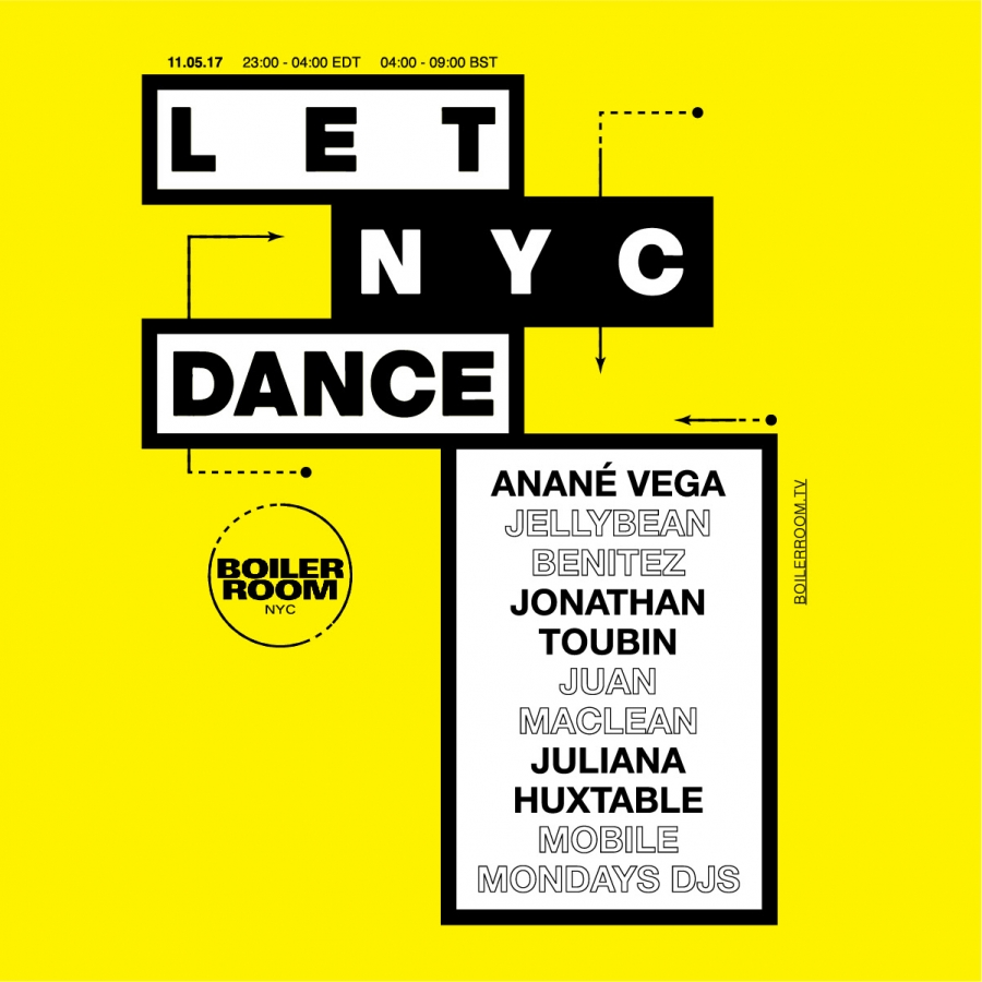Dance against NYC's cabaret laws at House Of Yes on 05 11